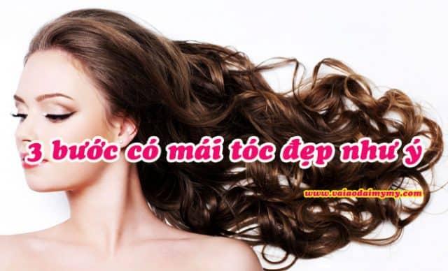 kinh nghiệm chăm sóc tóc