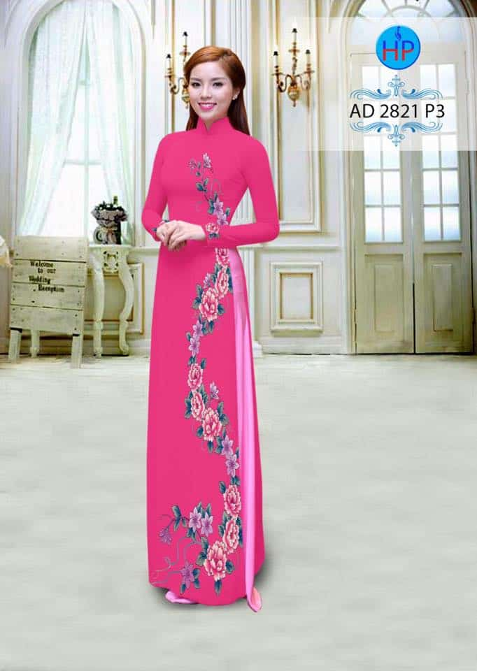 vai-ao-dai-in-hoa-doc-ben-than-mau-hong