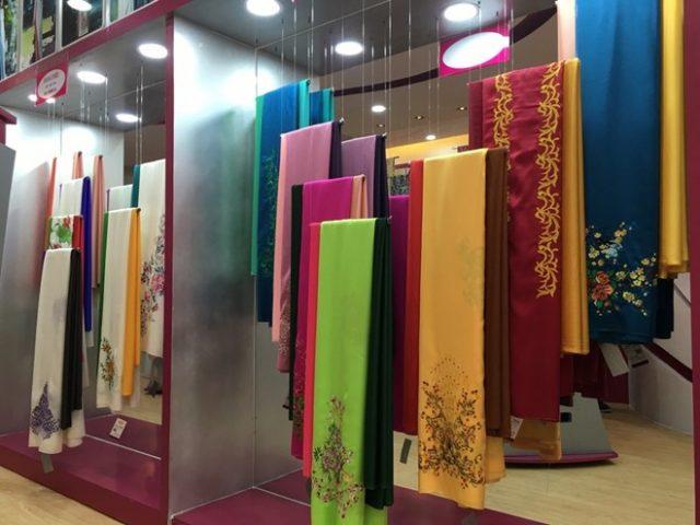 Chất liệu vải được ưa chuộng