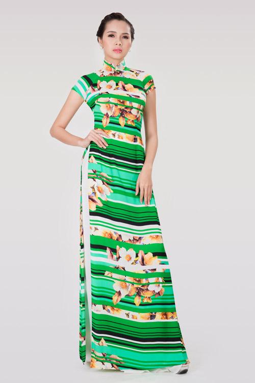 53 kiểu áo dài đẹp đang được ưa chuộng 1