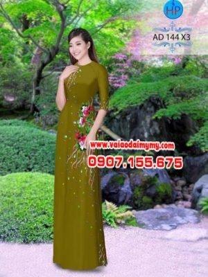 Áo dài Ngọc Khuê Các AD 144