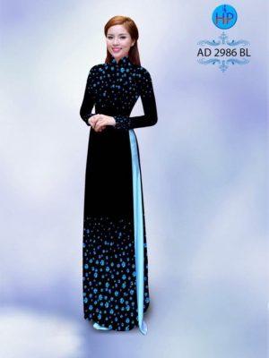 Áo dài Ngọc Khuê Các AD 2986