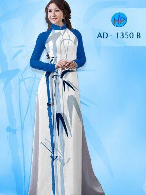 Vải áo dài cây tre trúc AD 1350