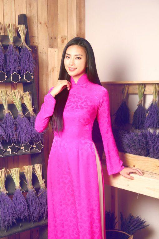 những kiểu áo dài đẹp nhất (1)