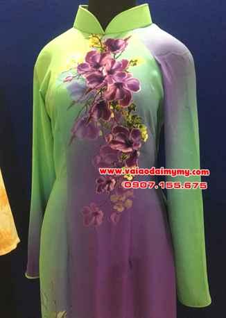 may áo dài đẹp