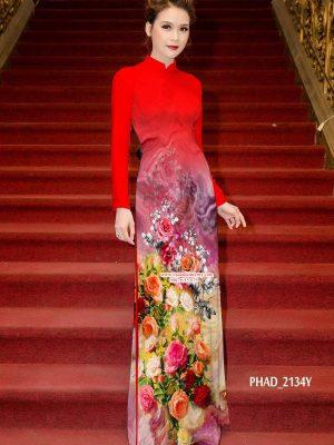 Vai Ao Dai Hoa Hong (17)