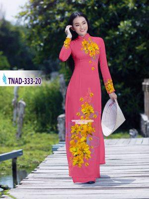 vai ao dai hoa muong vang (1)