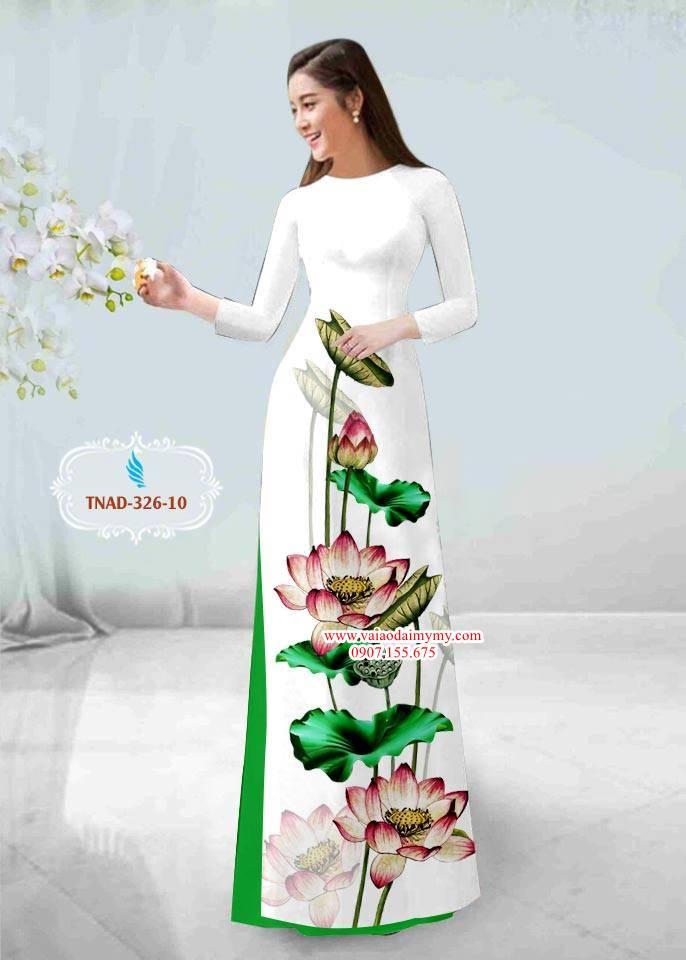vai ao dai hoa sen dep (14)