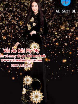 Vai Ao Dai Hinh Hoa 3d (20)