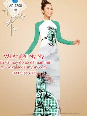 Vai Ao Dai Hinh Phong Canh (7)