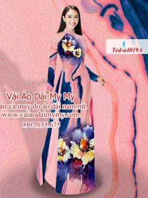 Vai Ao Dai Hoa Son Nuoc (1)