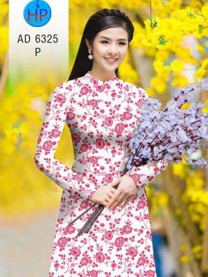 Hoa hồng nguyên áo, quần theo màu hoa
