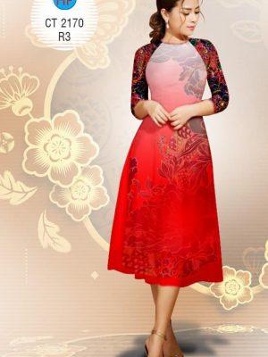 Vải cách tân Hoa  Có thể in đẹp hơn trên vân gỗ và gấm.