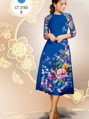 Vải cách tân Hoa Hồng Có thể in đẹp hơn trên vân gỗ và gấm.