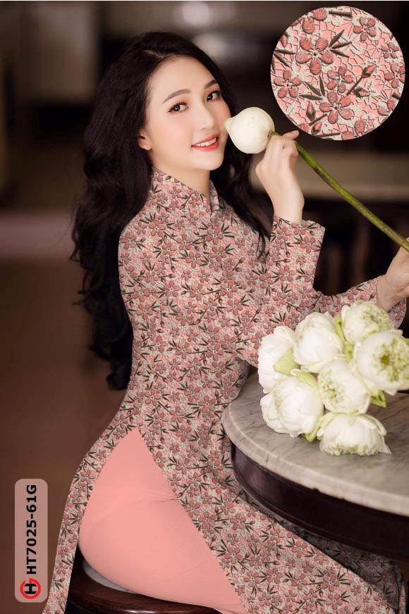 10 Mẫu Vải Áo Dài Hoa Nhí Đang Được Chọn Nhiều Tháng 7 7