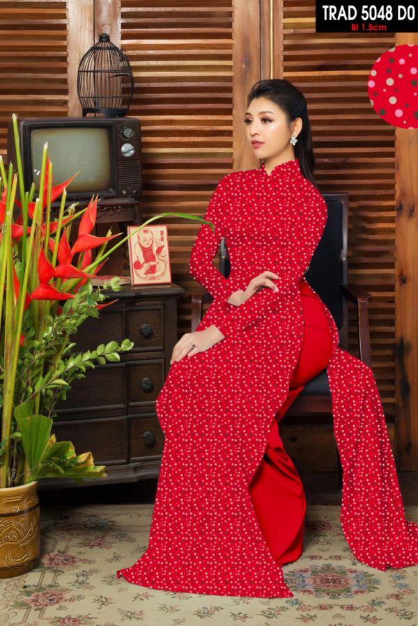 10 Mẫu Vải Áo Dài Hoa Nhí Đang Được Chọn Nhiều Tháng 7 2