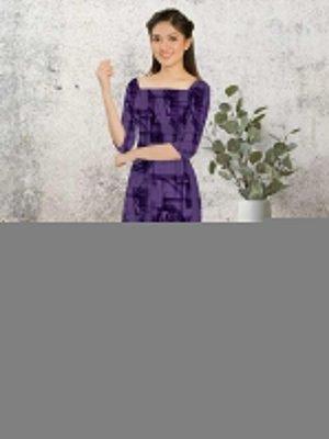 Vải áo dài hoa văn AD HT7279 22