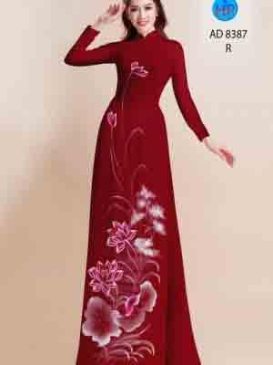 Chọn áo dài đi chùa đẹp và phù hợp. 7