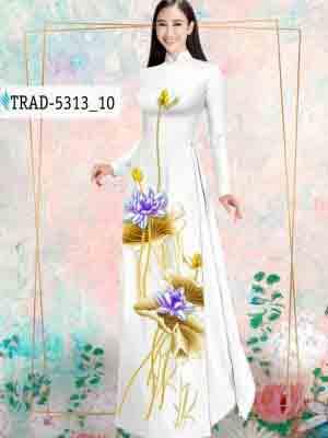 Chọn áo dài đi chùa đẹp và phù hợp. 5