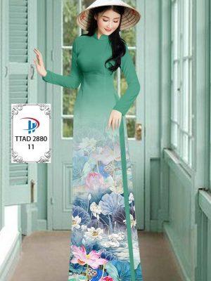 Các kiểu thiết kế cổ áo dài đẹp nhất 16