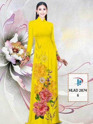 Các kiểu thiết kế cổ áo dài đẹp nhất 27