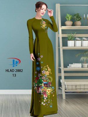 Các kiểu thiết kế cổ áo dài đẹp nhất 17