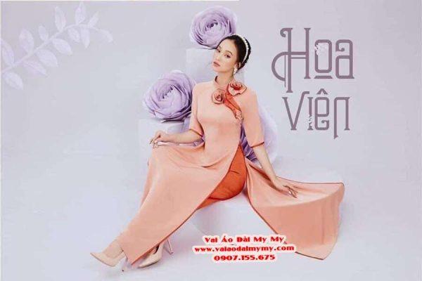 Vải Áo Dài Thái Tuấn Trơn AD TRON LA 1