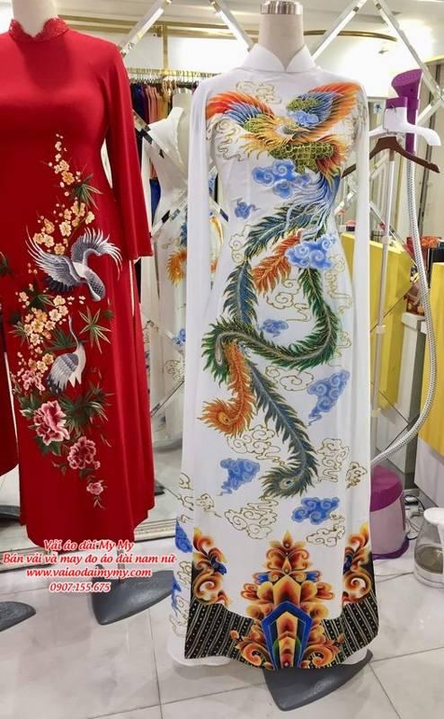 Vẽ Áo Dài Đẹp, Cao Cấp, Uy Tín Tại Sài Gòn 19