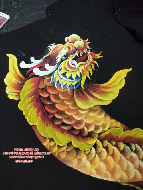 Vẽ Áo Dài Đẹp, Cao Cấp, Uy Tín Tại Sài Gòn 34
