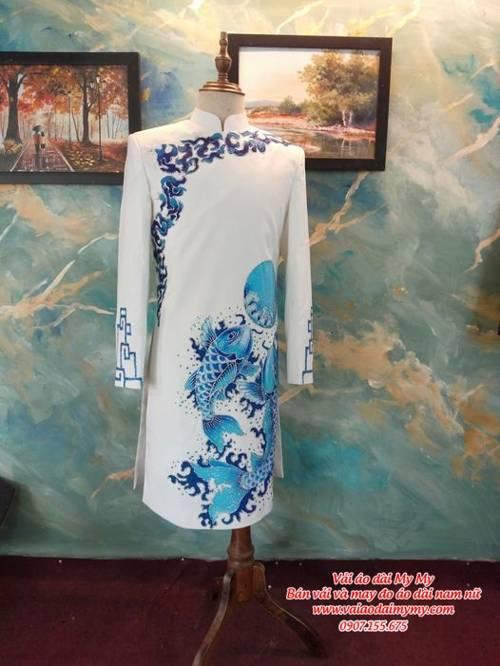 Vẽ Áo Dài Đẹp, Cao Cấp, Uy Tín Tại Sài Gòn 29