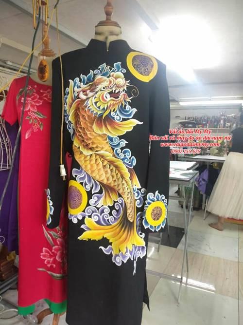 Vẽ Áo Dài Đẹp, Cao Cấp, Uy Tín Tại Sài Gòn 31