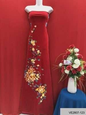 Các kiểu thiết kế cổ áo dài đẹp nhất 12