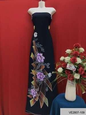 Các kiểu thiết kế cổ áo dài đẹp nhất 11